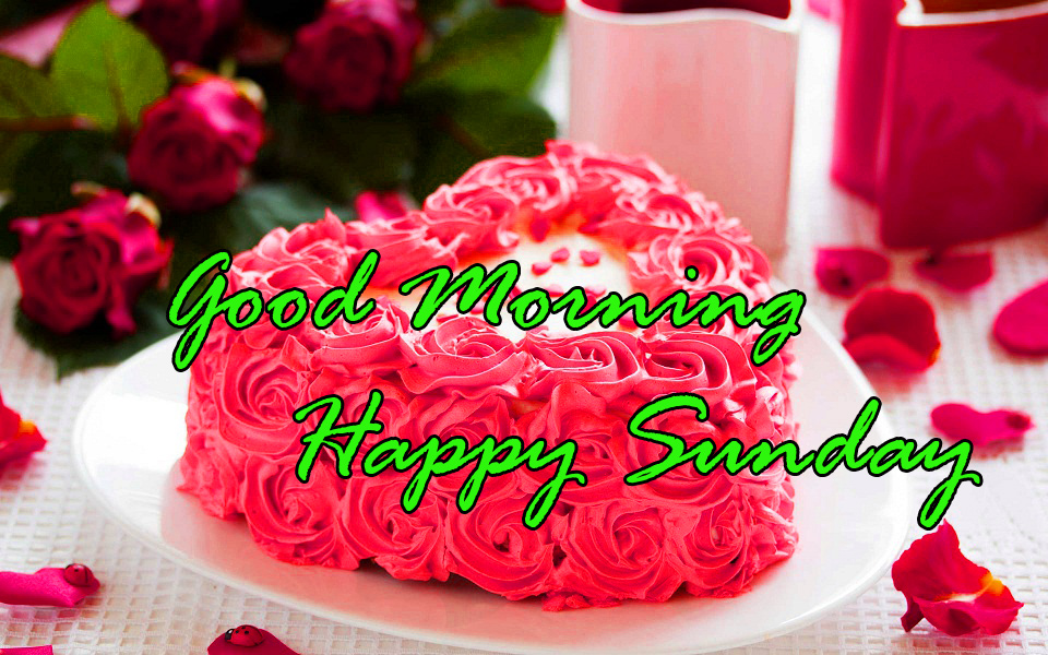 Sunday Good Morning Wallpaper Pictures
