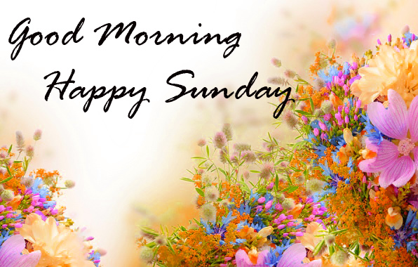 Sunday Good Morning Images Wallpaper Pictures Download for Whatsapp