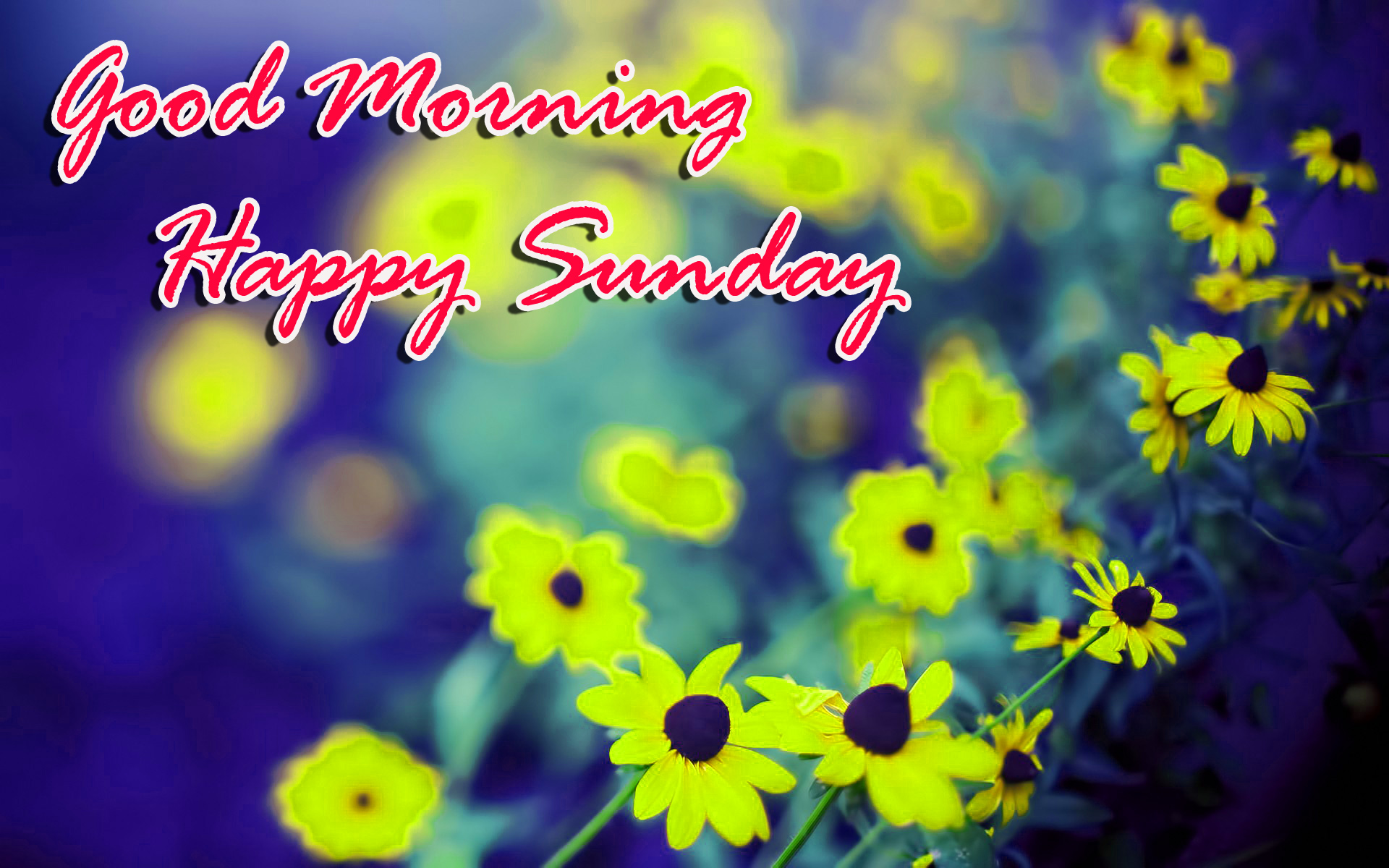 Sunday Good Morning Wallpaper Pictures Pics Download