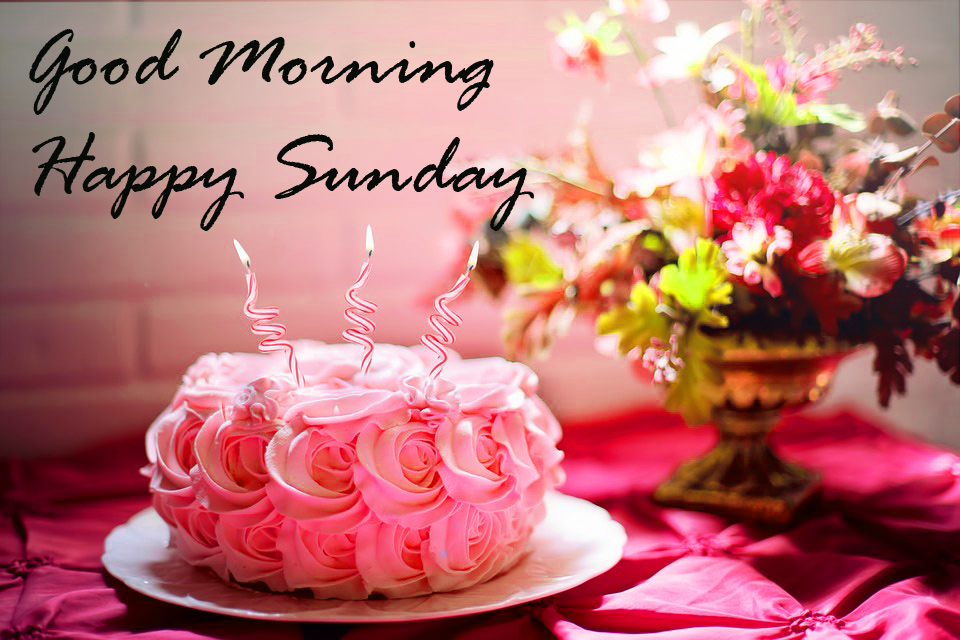 Sunday Good Morning Images Photo Pic Download