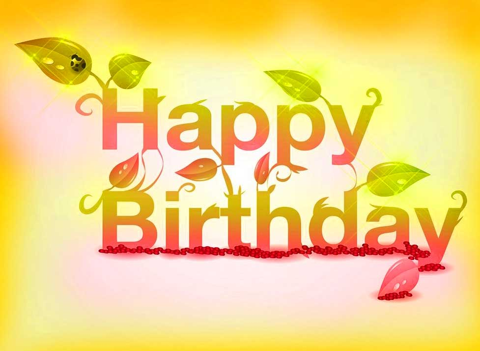 Happy Birthday Images Wallpaper Pics HD Download