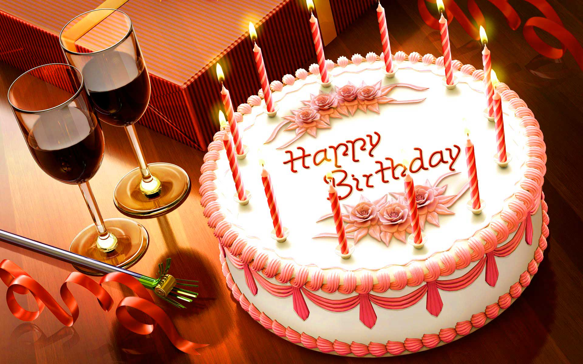 Wallpaper download birthday cake - Birthdaycake