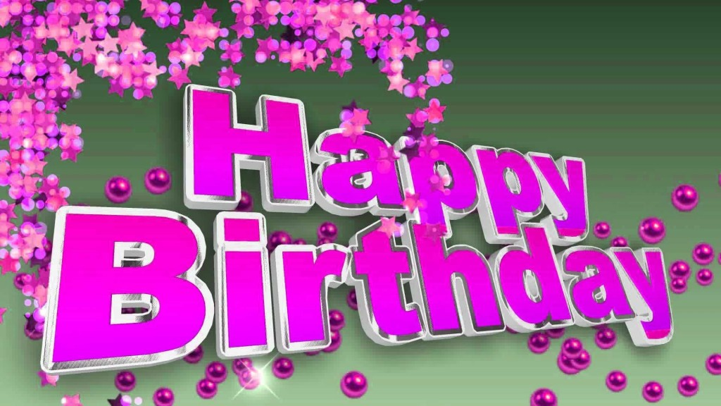 HD birthday Greeting Images Wallpaper Pics HD Download