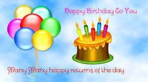 Happy Birthday Images Wallpaper Pictures Free Download