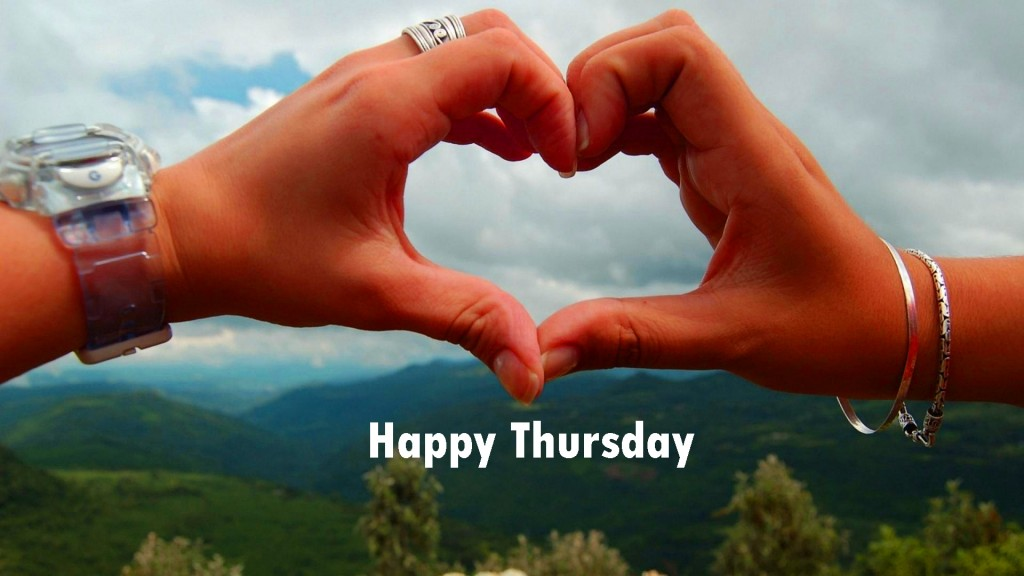 Love  Good Morning Thursday Images Wallpaper Photo Pics HD Download