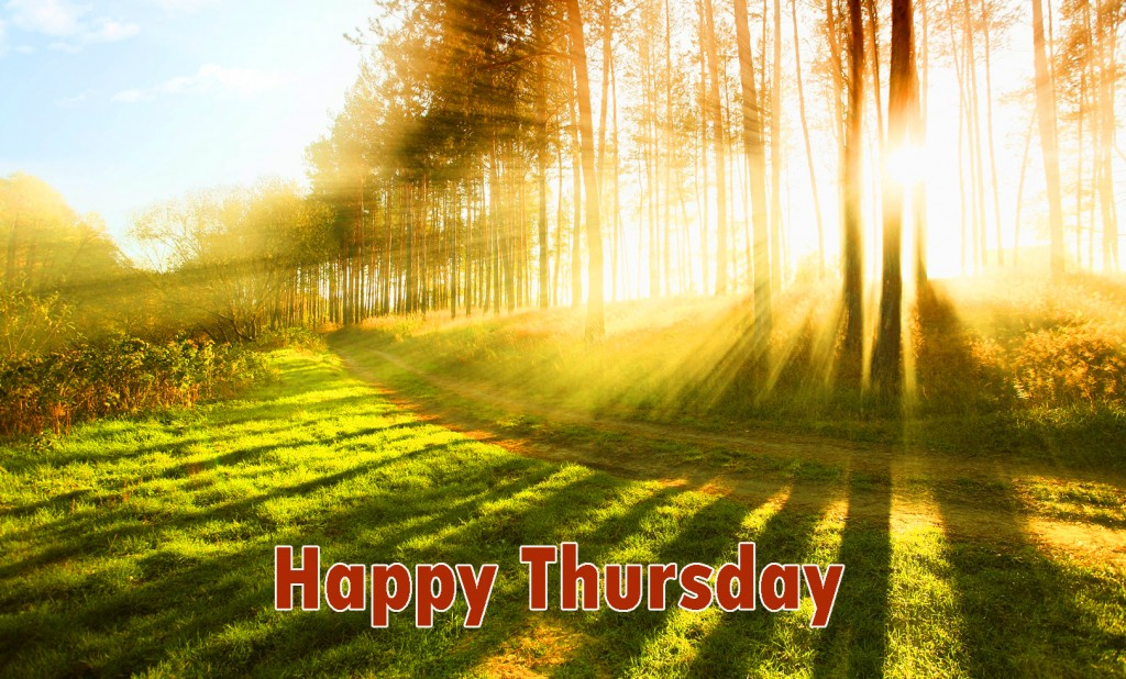 3D Good Morning Thursday Images photo Pics Download