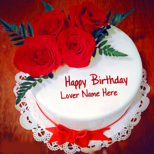 271 Birthday Cake Images With Name For You Friends