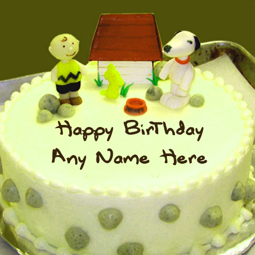 271+ Birthday Cake Images With Name For You Friends ...