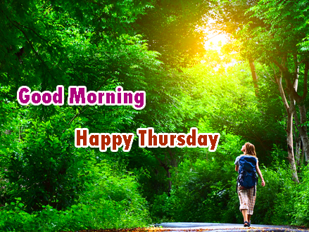 HD Good Morning Thursday Images Photo Pictures Download