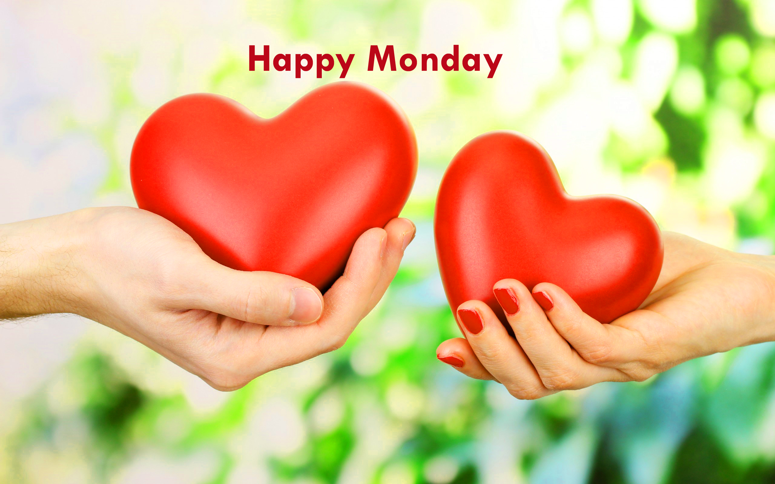 Wallpaper Love Goodmorning Monday Good Morning Images