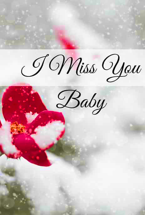 I Miss You Photo HD Download
