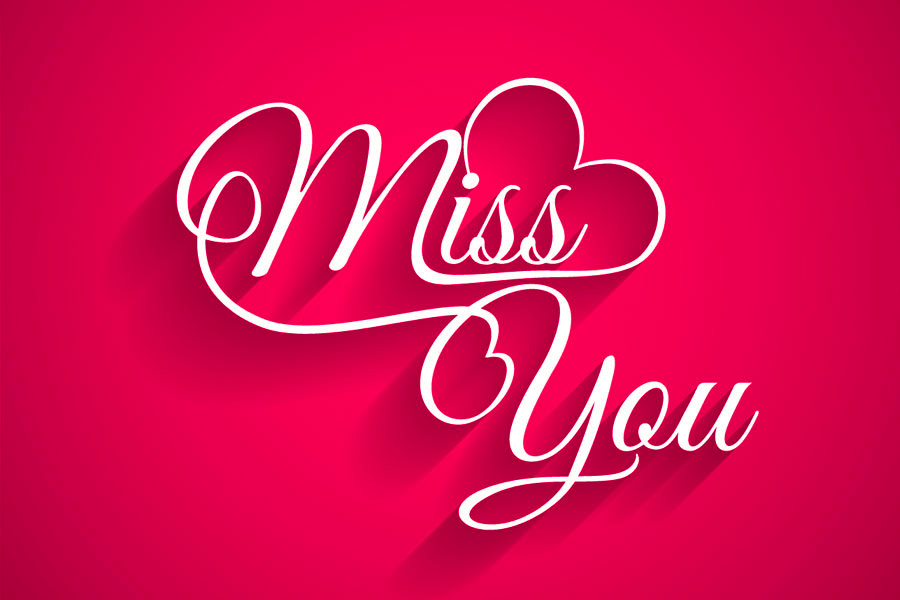 I Miss You Wallpaper HD Download