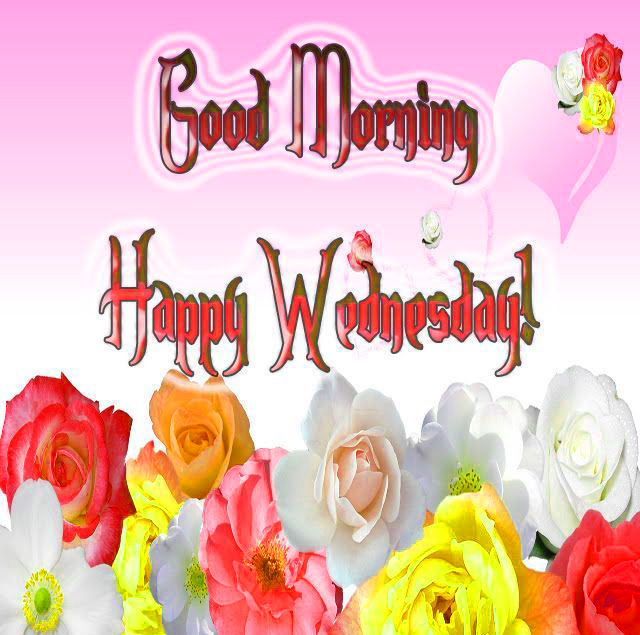 Good Morning Wednesday Images Pics Free Download
