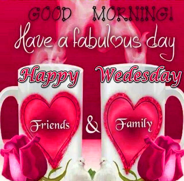 Good Morning Wednesday Images  Photo Pics HD