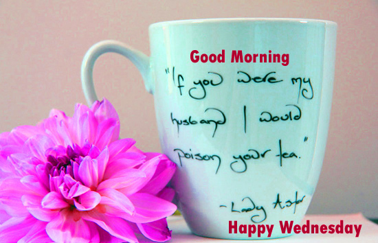 Good Morning Wednesday Images  Pictures Download