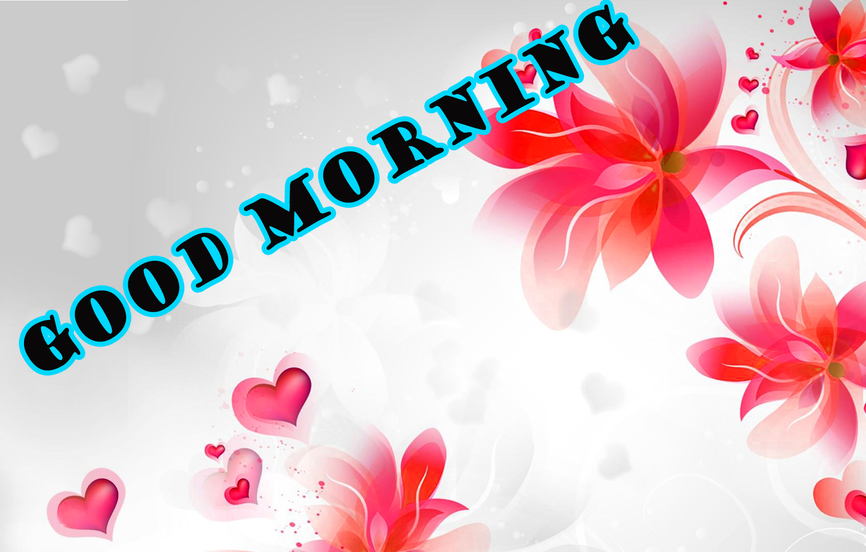 Good Morning Flowers Wallpaper Photo Images HD