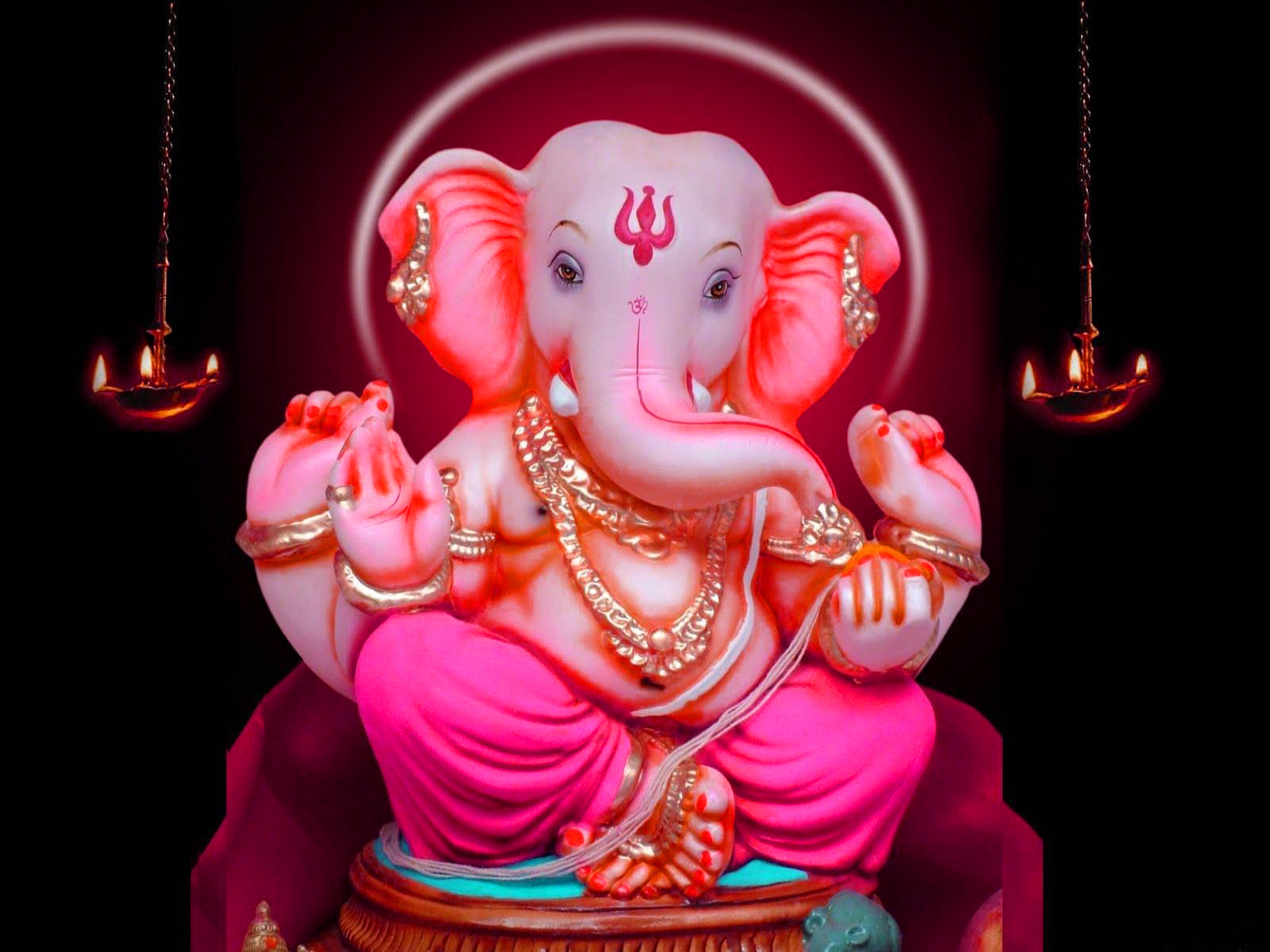 गणेश इमेजेज Lord Ganesha Photo Wallpaper Pictures Free HD
