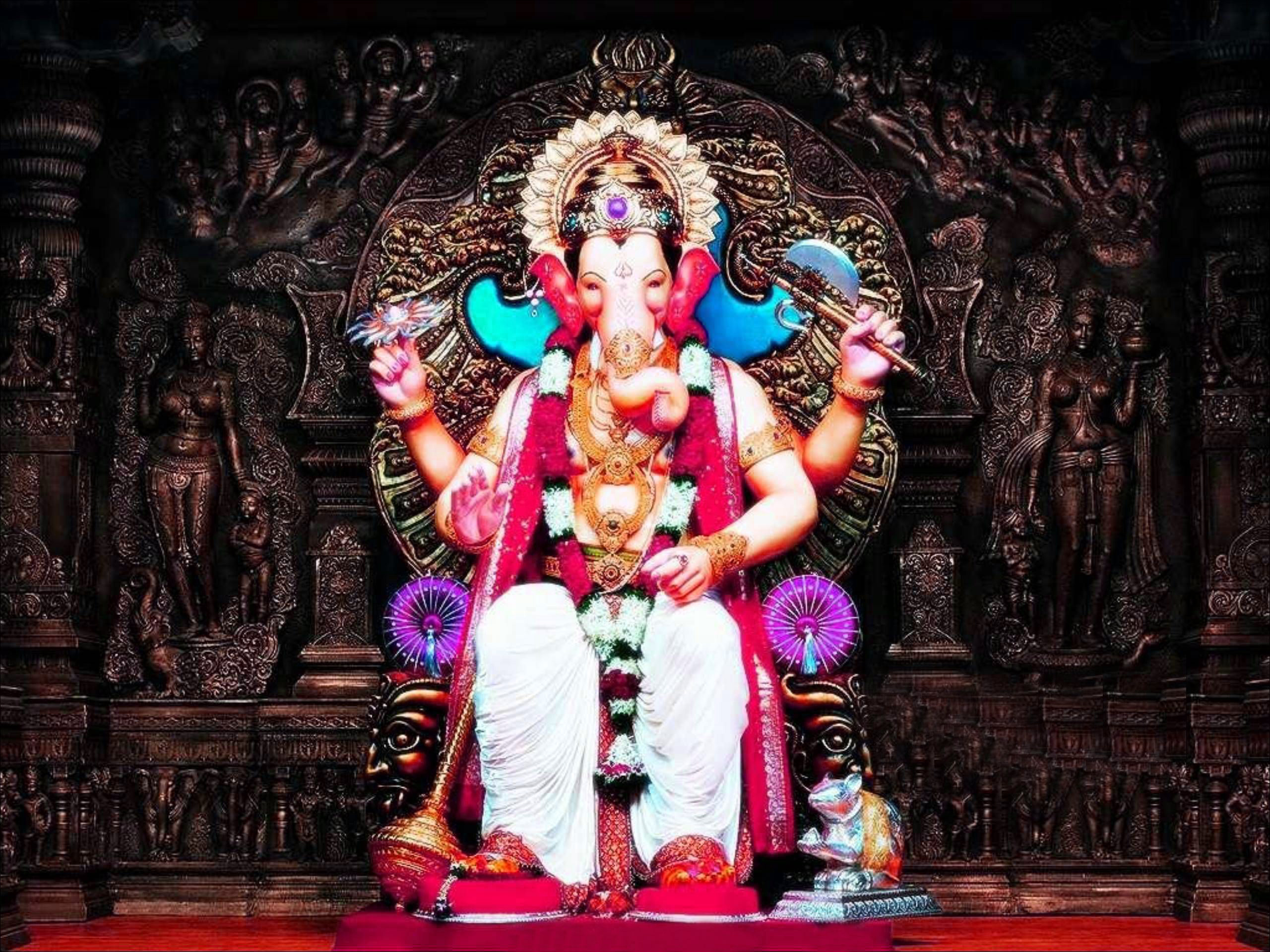 गणेश इमेजेज Lord Ganesha Pictures Wallpaper Pics Photo Free HD