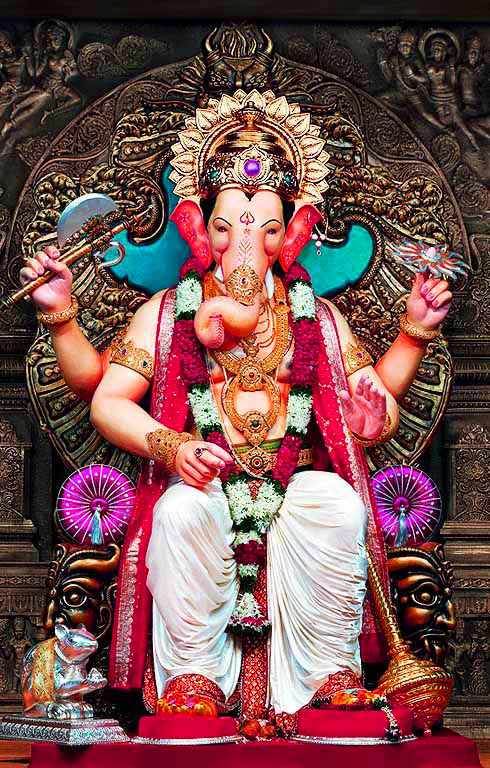 गणेश इमेजेज Lord Ganesha Photo Wallpaper Pictures HD For Whatsapp