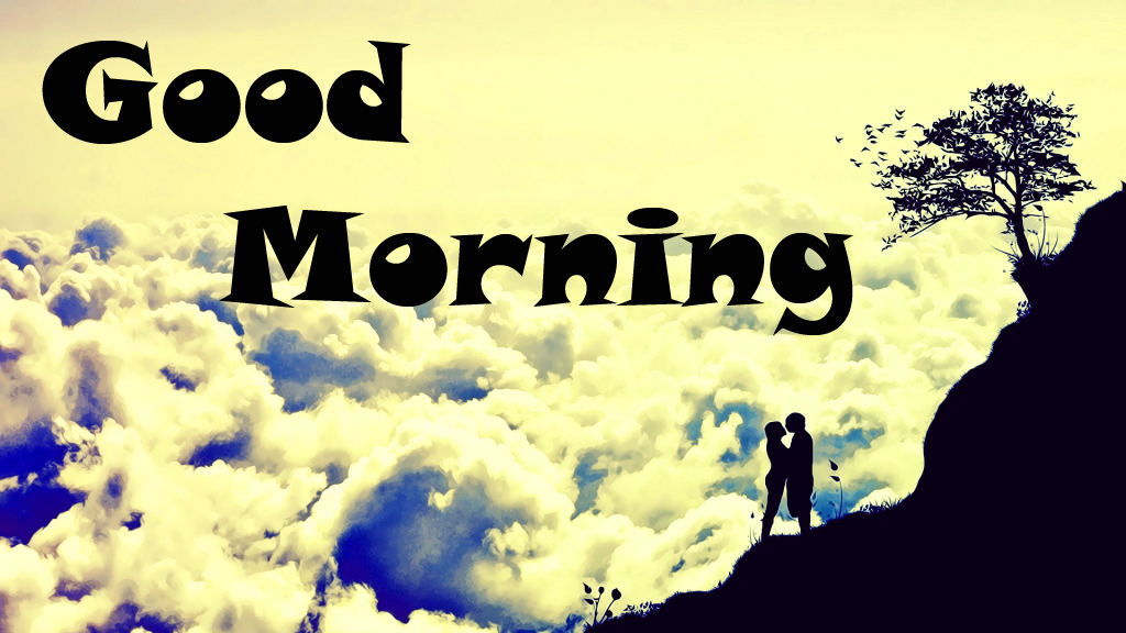 Good Morning Images Wallpaper Pics HD Download With Romantic Lover