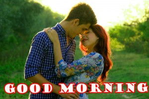 Romantic Husband Good Morning Images Photo Pictures Download