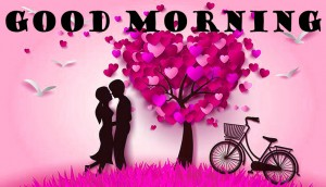 Romantic Husband Good Morning Wallpaper Photo Images HD Download
