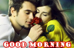 Romantic Husband Good Morning Photo Wallpaper Pictures Free Download