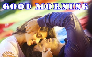 Romantic Husband Good Morning Photo Images Download