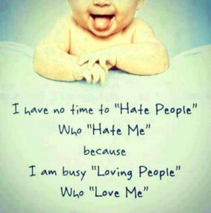 Love Haters Quotes With Wallpaper Pictures Images Download