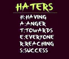 Love Haters Quotes With Wallpaper Pics Pictures Free HD