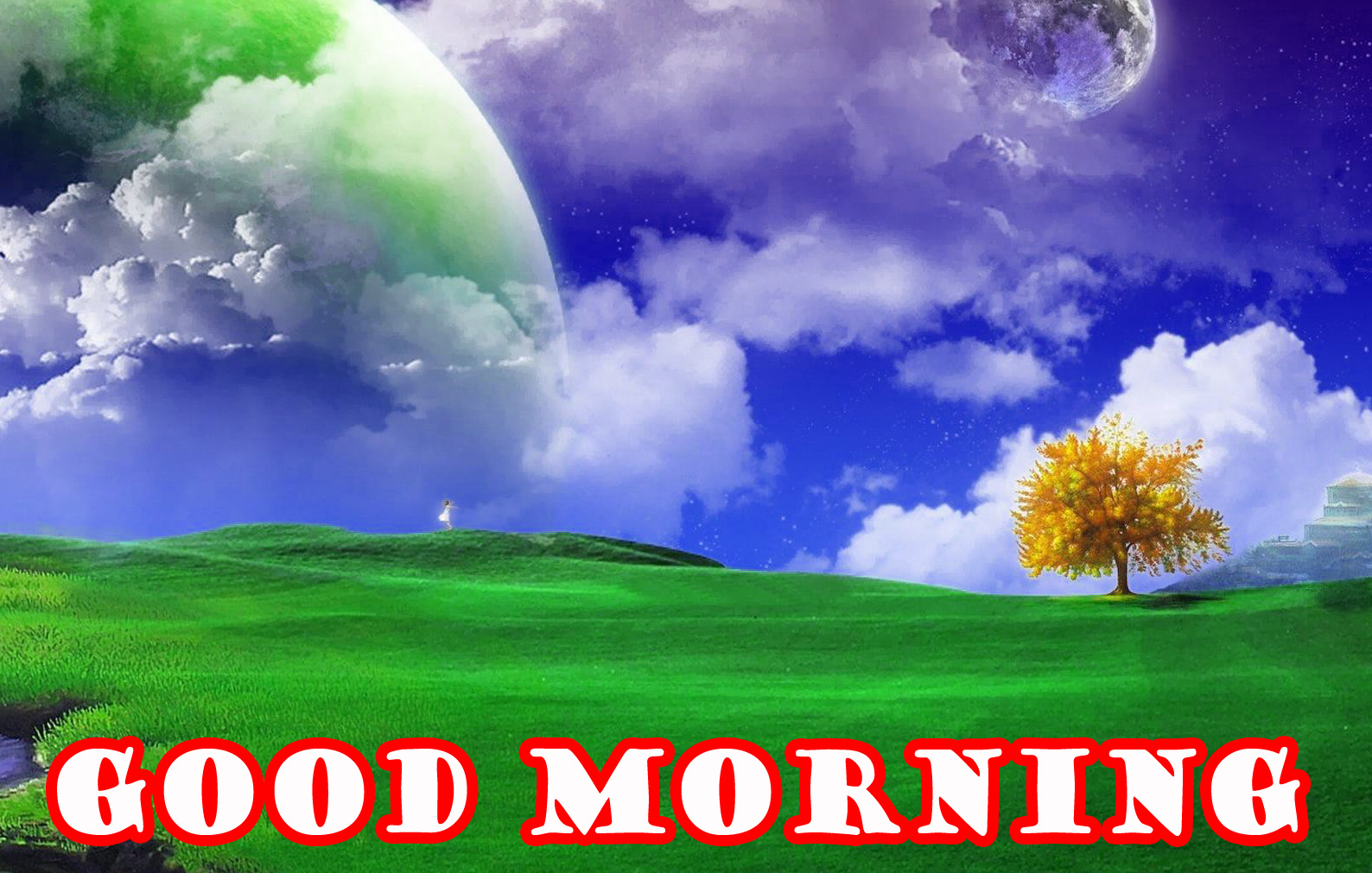 गुड मॉर्निंग New Wonderful Good Morning Wallpaper Pictures Images Free HD Download