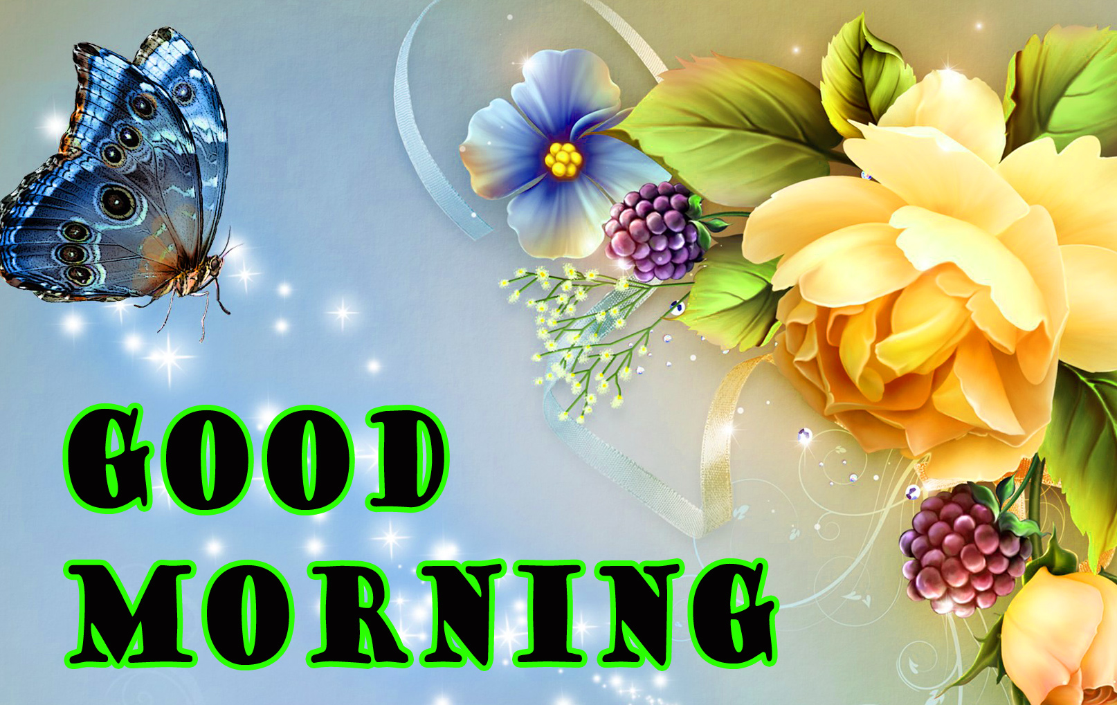 गुड मॉर्निंग New Wonderful Good Morning Images Photo Pictures HD Download