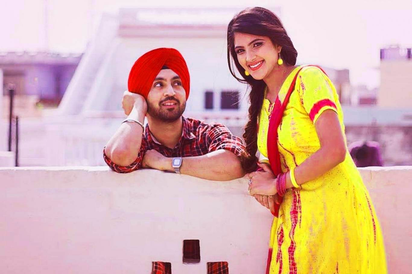Sweet Cute Punjabi Wedding Lover Love Couple Pictures Wallpaper HD Download