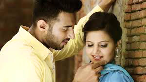 Sweet Cute Punjabi Wedding Lover Love Couple Wallpaper Pictures HD Download