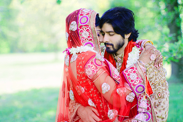 Sweet Cute Punjabi Wedding Lover Love Couple Photo Pictures Images Free Download