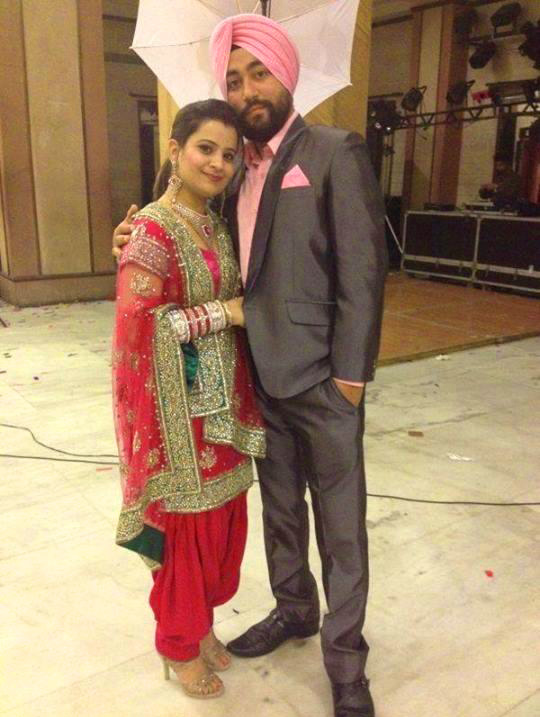 Sweet Cute Punjabi Wedding Lover Love Couple Wallpaper Photo Images HD