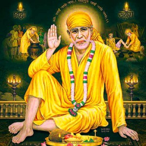 साई बाबा Shirdi Sai Baba Photo Wallpaper Pictures HD