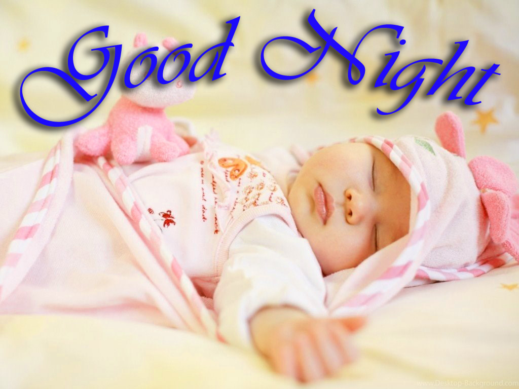New HD Good Night Wallpaper Pictures Download for Facebook With Sweet & Cute Baby