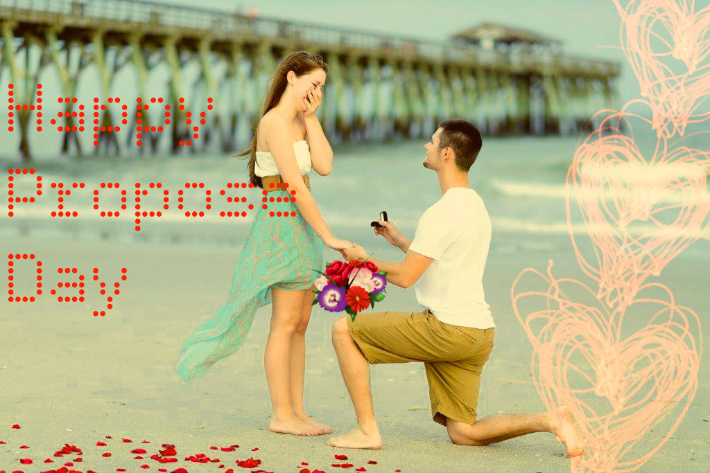 Propose Day Images Photo Pictures Pics Wallpaper Free Download