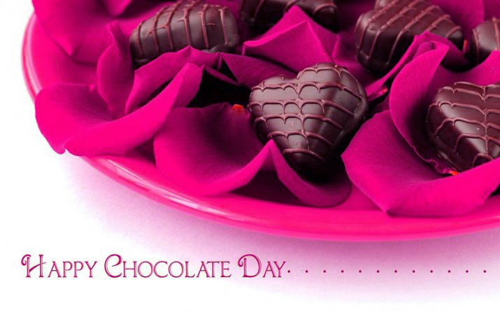 Happy Chocolate Day Images Photo Wallpaper Pictures Pics HD