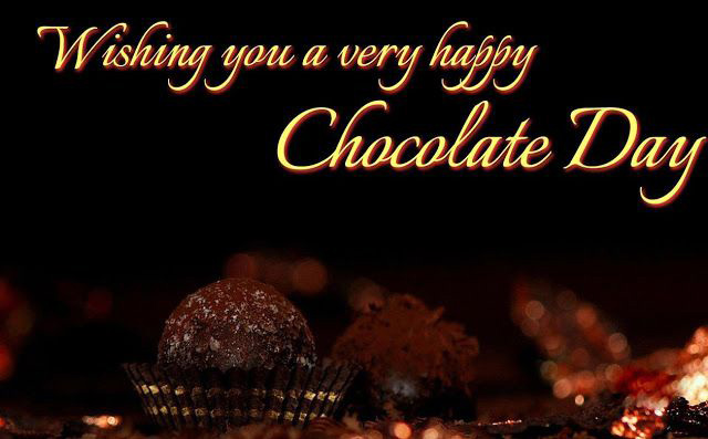 Happy Chocolate Day Images Photo Wallpaper Pictures Pics Free Download For Whatsapp