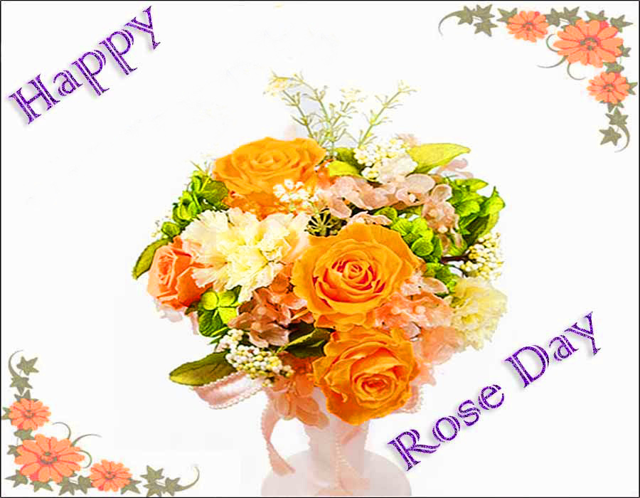 Happy Rose Day Images Photo Wallpaper Pictures Pics Download For Facebook