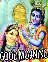 Radha Krishna Good Morning Images Wallpaper Pics HD