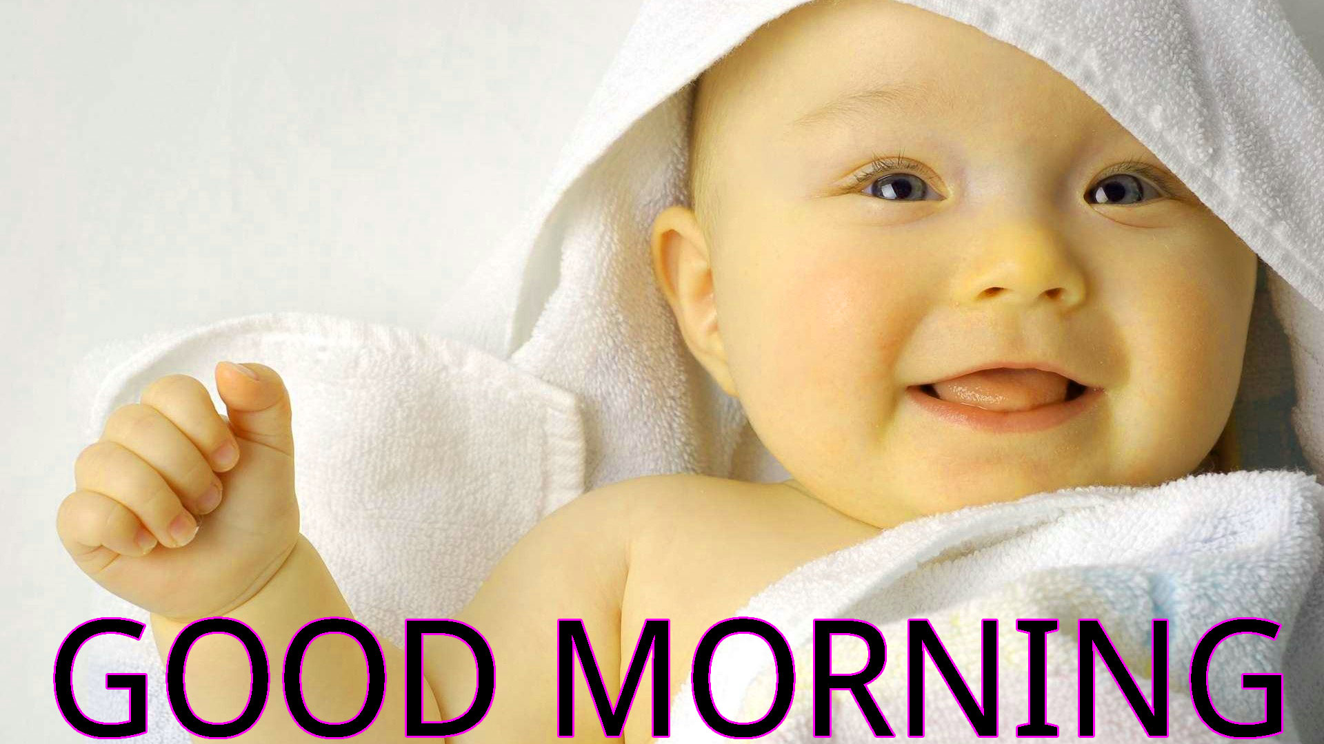 good morning indian cute baby girls boys images pics