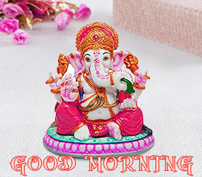 Hindi Quotes Ganesh Good Morning Images Wallpaper Pictures Photo pics HD Download