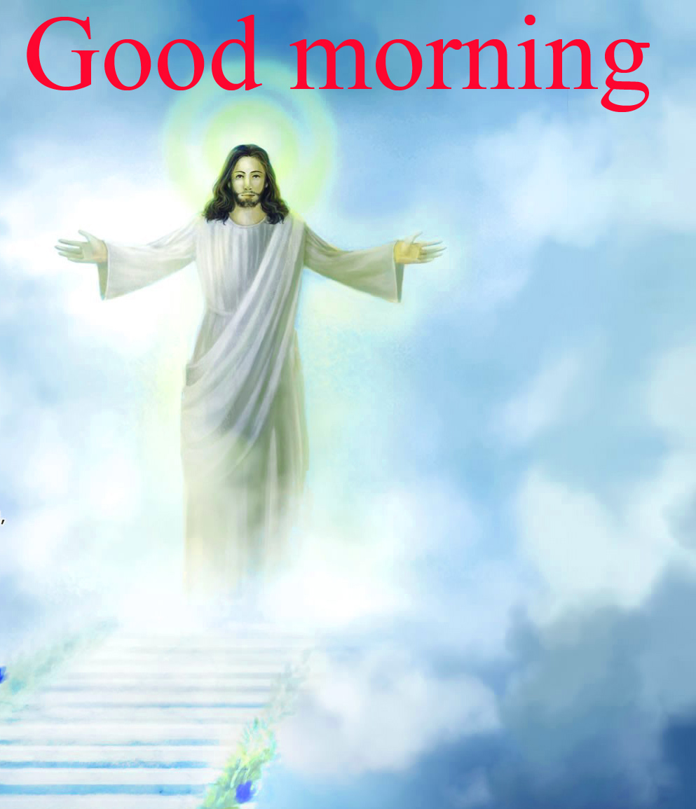 Lord Jesus Good Morning Photo Images Wallpaper Download