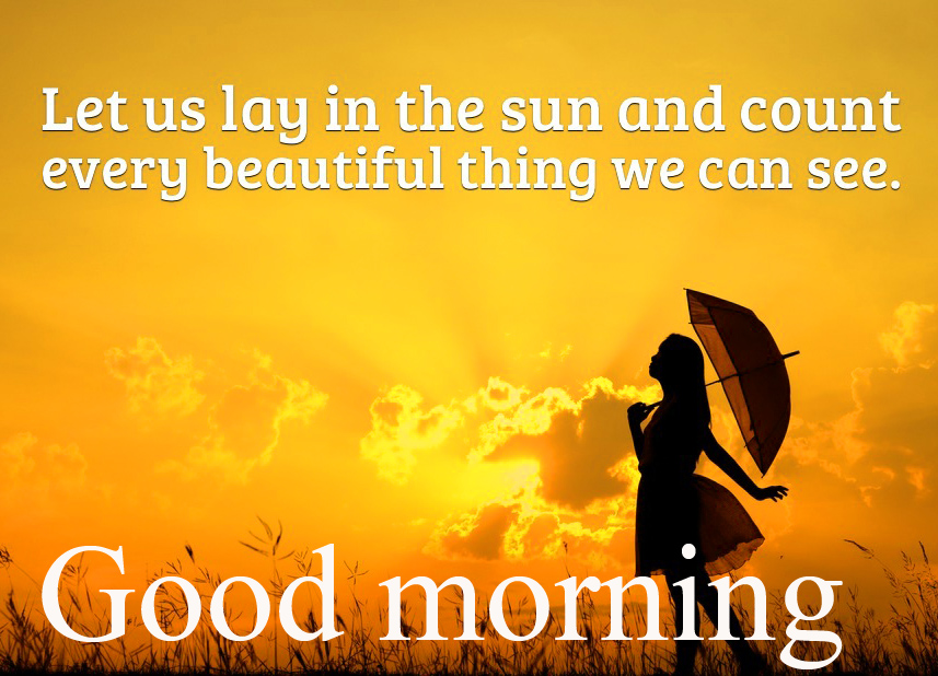 Good Morning My Sunshine Quotes Pictures Images Photo Free HD