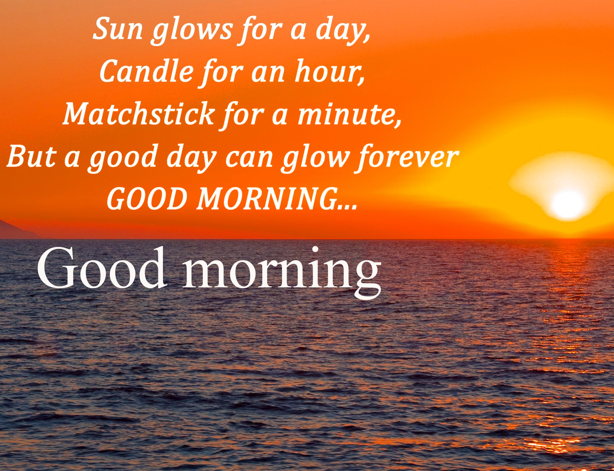 Good Morning My Sunshine Quotes Wallpaper Images Free HD Download