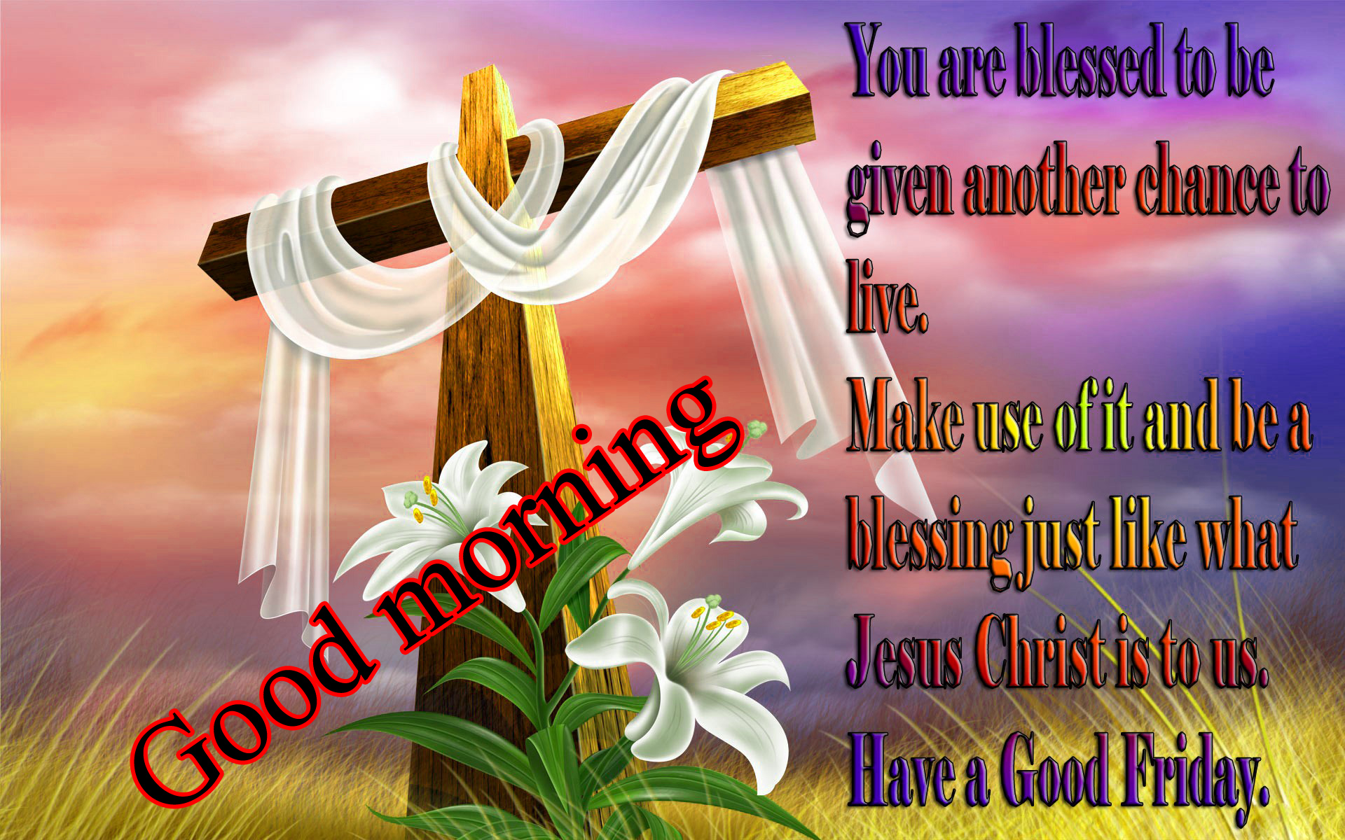 Good Morning Prayer Sms Images In English For Friend