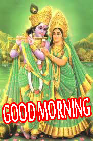 Radha Krishna Good Morning Images Wallpaper Pictures Download